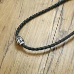 Collier-pour-hommes-9-mots-bouddha-Mantra-perles-porte-bonheur-pendentif-en-acier-inoxydable-avec-corde