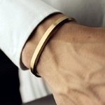 Mcllroy-manchette-Bracelets-Bracelets-hommes-femmes-acier-inoxydable-or-bracelet-amour-Viking-unisexe-Pulseras-luxe-mode