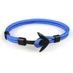 HOMOD-Bracelets-ancre-noire-pour-hommes-nouvelle-mode-breloque-corde-de-survie-cha-ne-paracorde-enroul