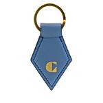 Crivellaro-Porte-cles-chevre-bleu-1