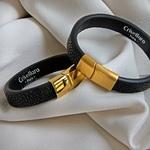 Crivellaro-Bracelet-galuchat-noir--4