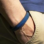 Crivellaro-Bracelet-galuchat-Bleu-6