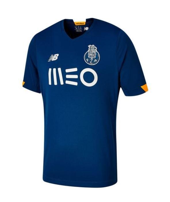Porto Maillot Extérieur 2020/21