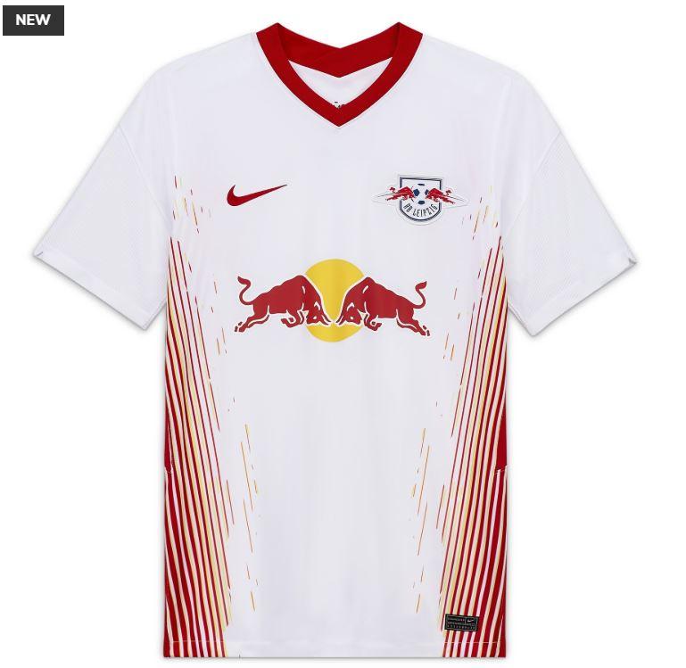 Maillot domicile Red Bull Leipzig 2020/21 Stadium