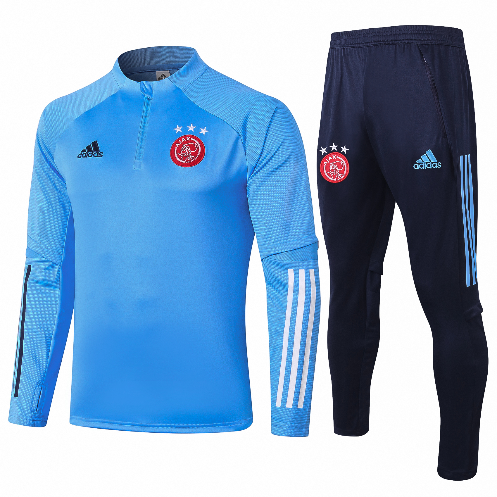 Training Ajax Amsterdam saison 2020-2021
