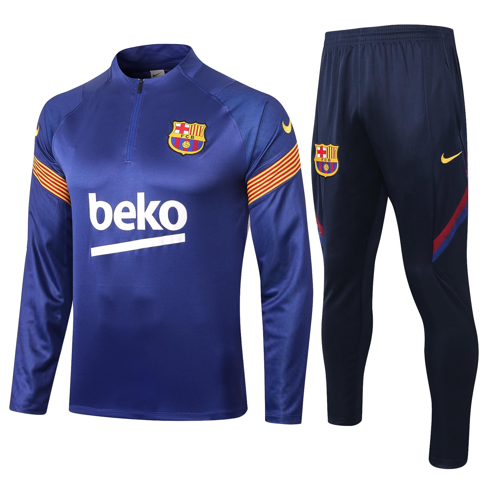 Training FC Barcelone saison 2020-2021