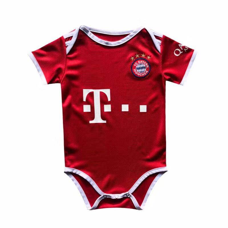Body Bébé FC Bayern Munich personnalisable