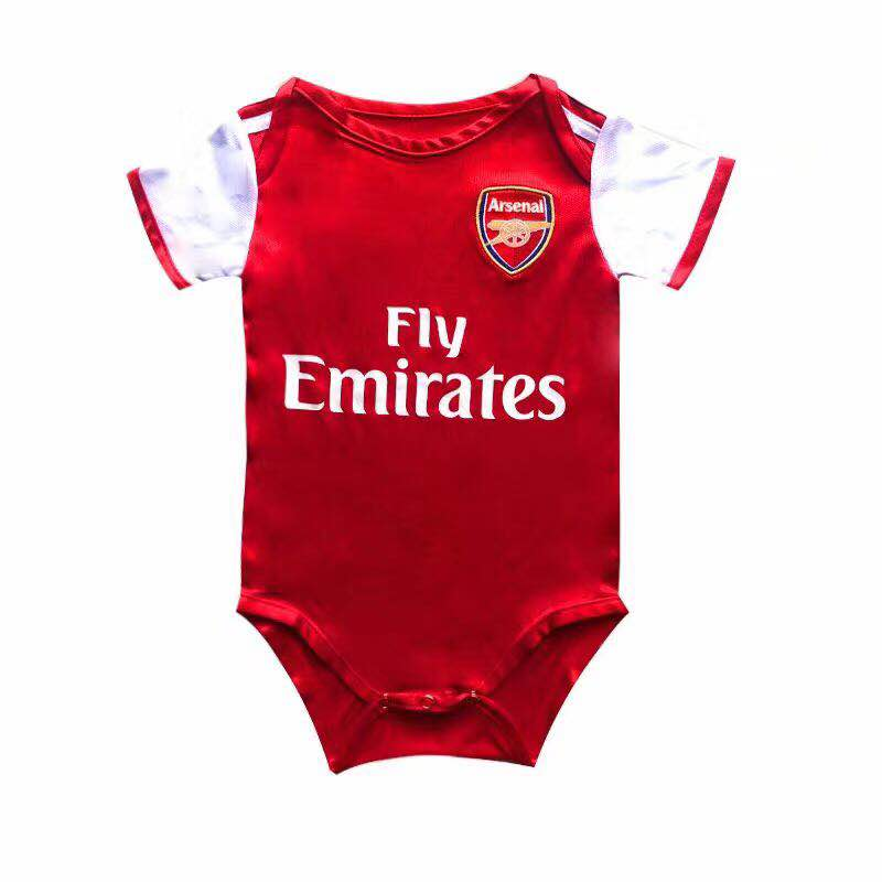 Body Bébé ARSENAL personnalisable