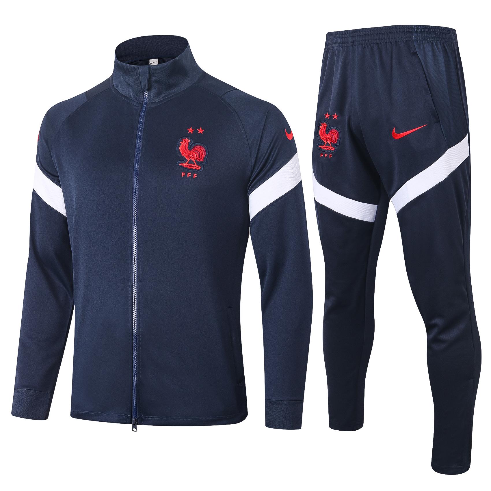 Survêtement Training équipe de France 2020-2021