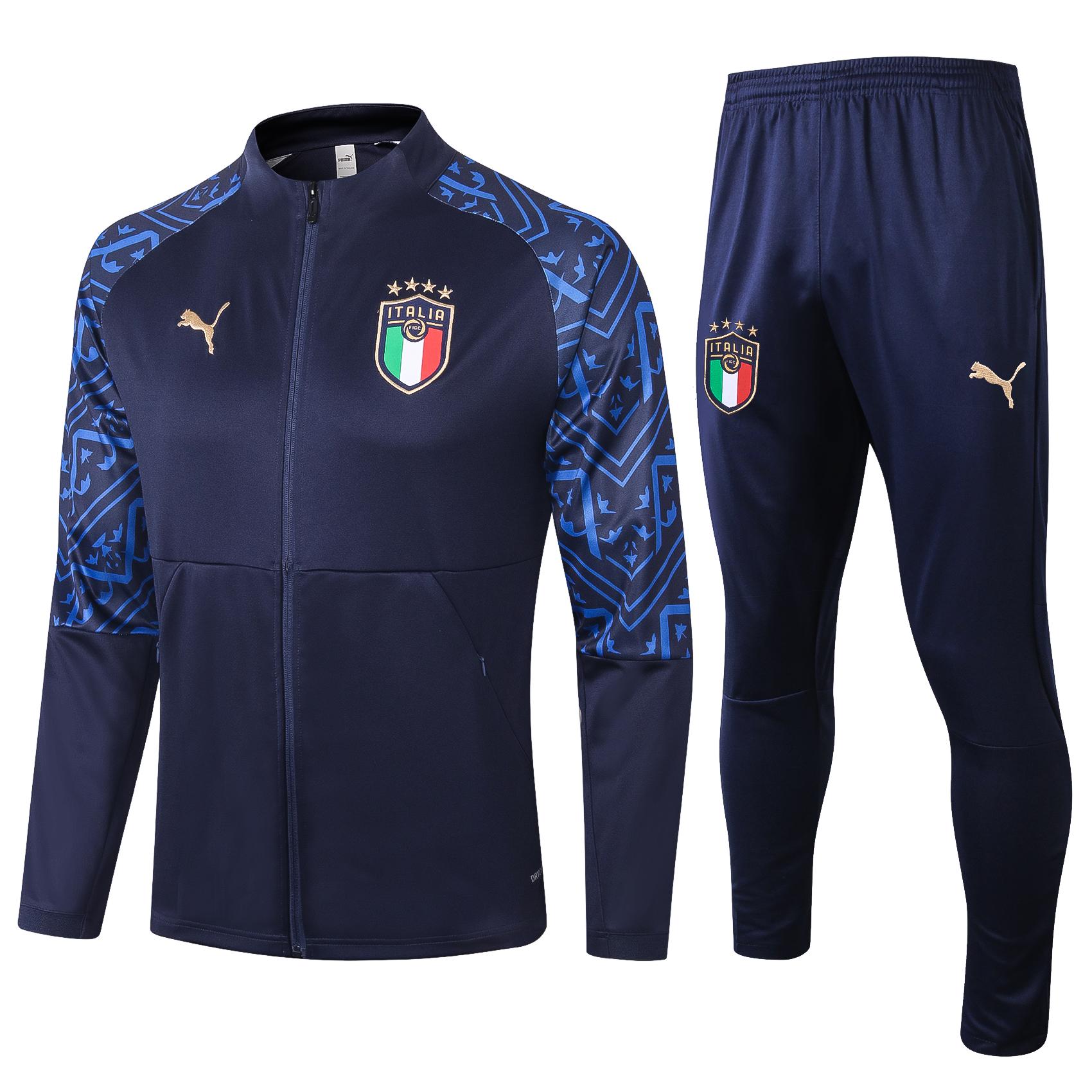 Survêtement Training équipe d\'ITALIE 2020-2021