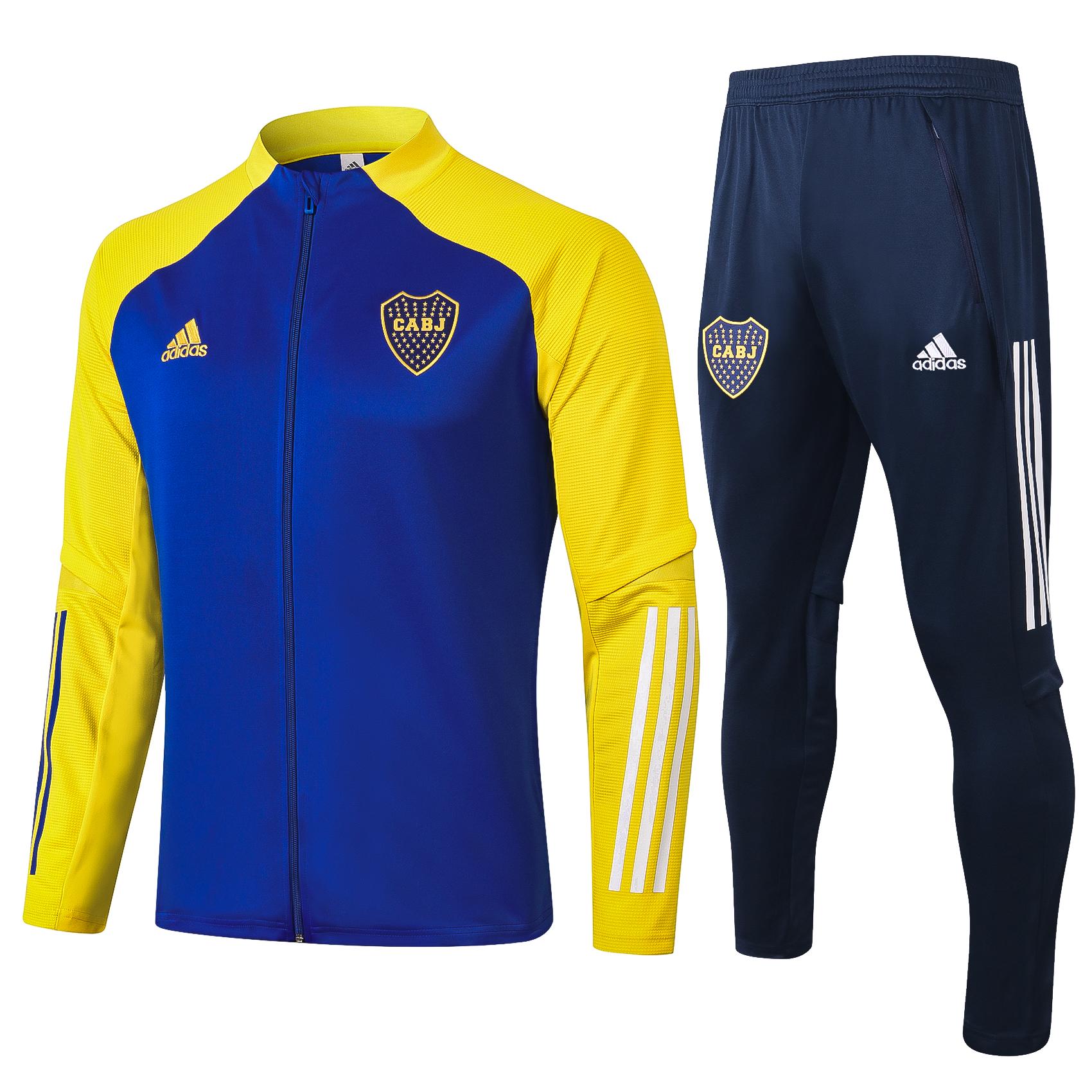 Survêtement Training Boca Juniors saison 2020-2021