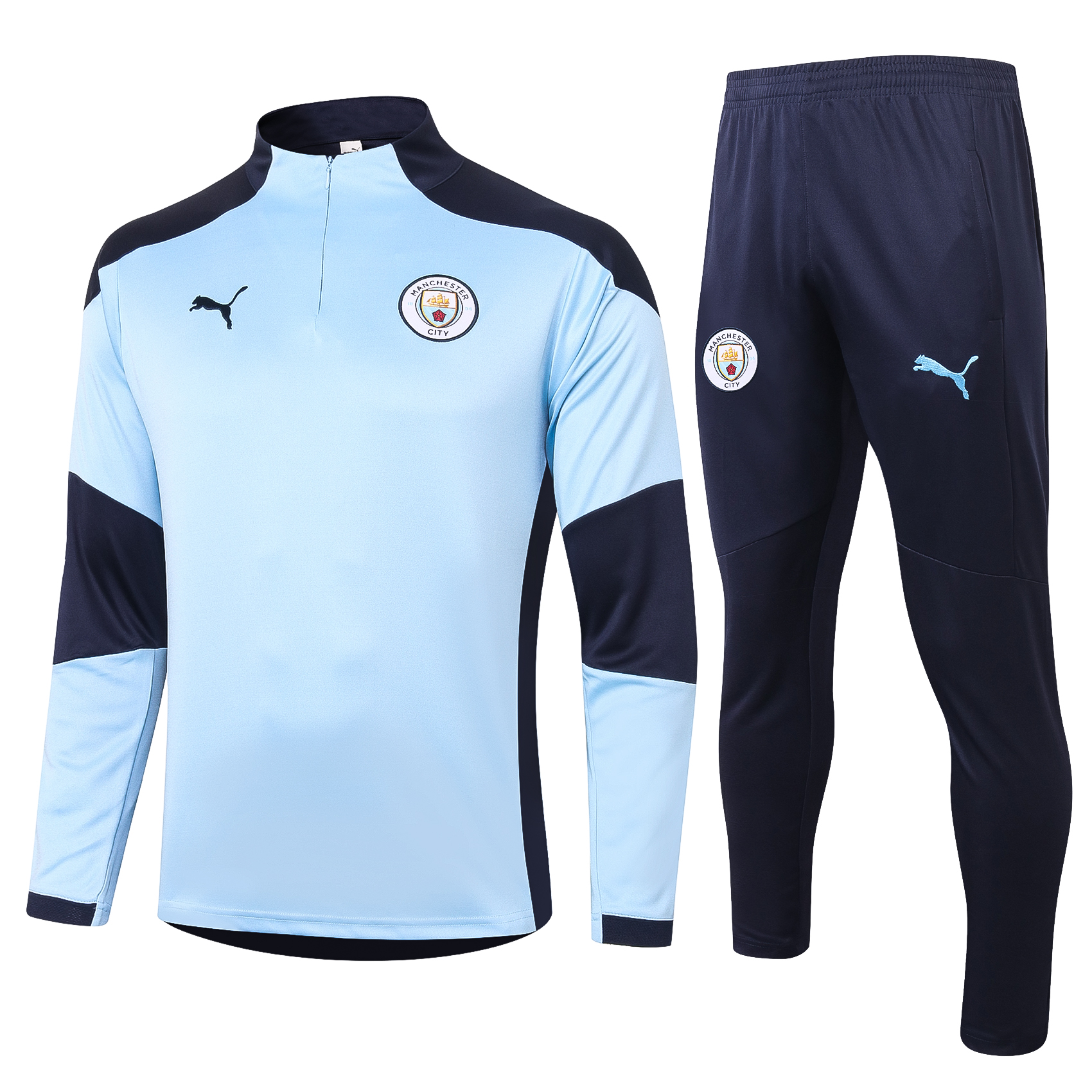 Training Manchester City saison 2020-2021