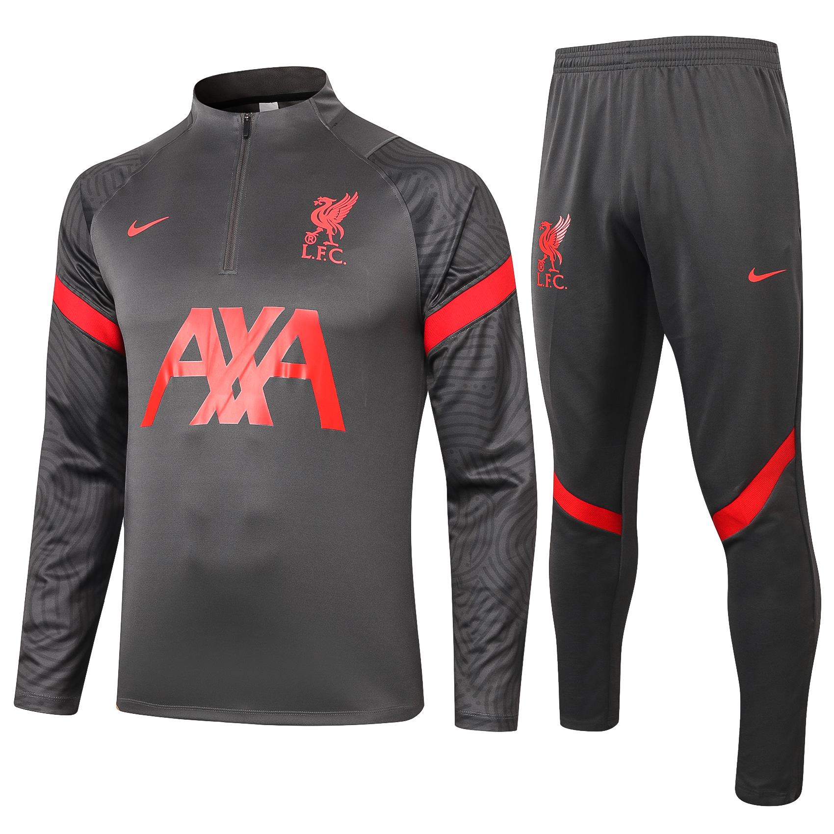 Training Liverpool FC  saison 2020-2021