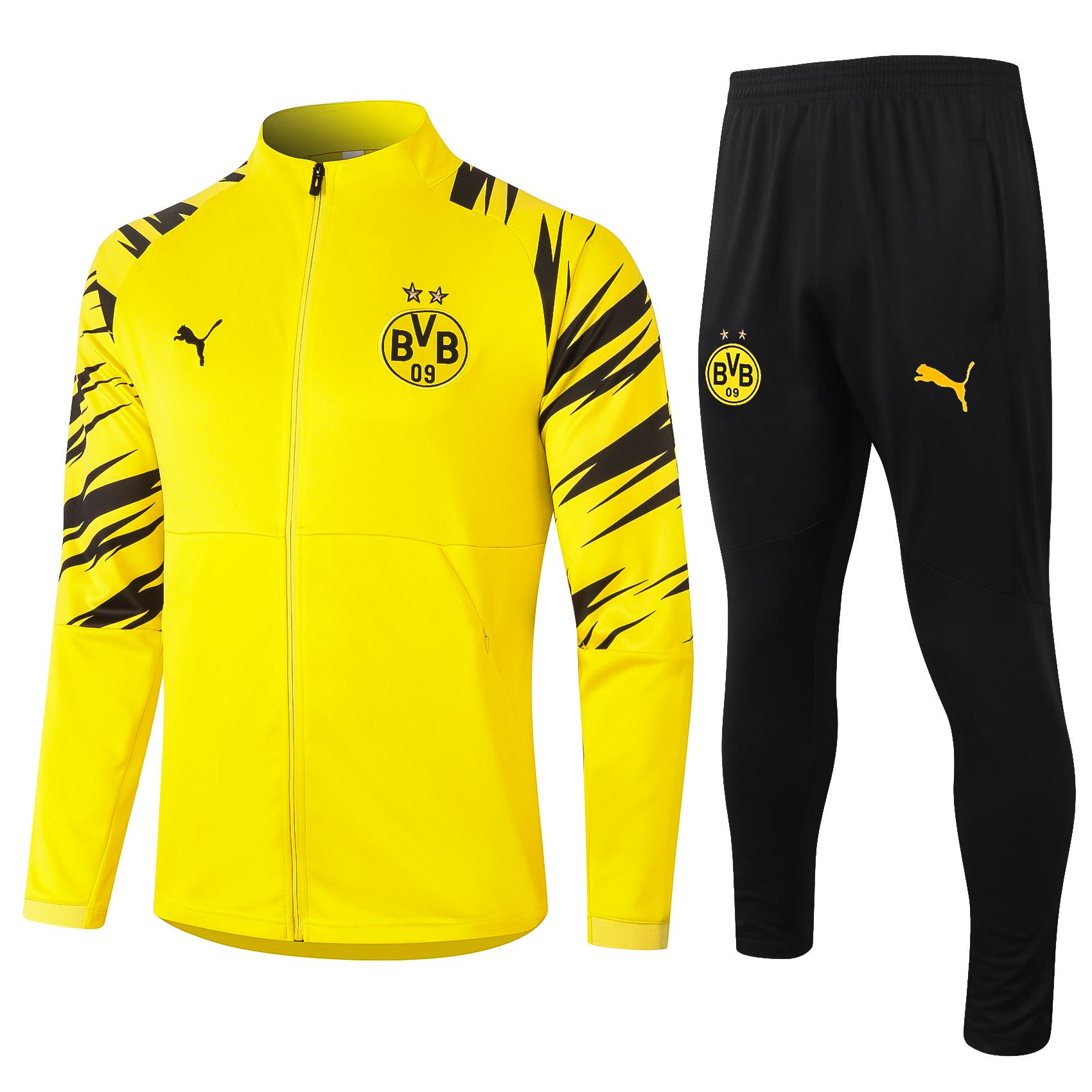 Survêtement Training BVB Dortmund saison 2020/2021