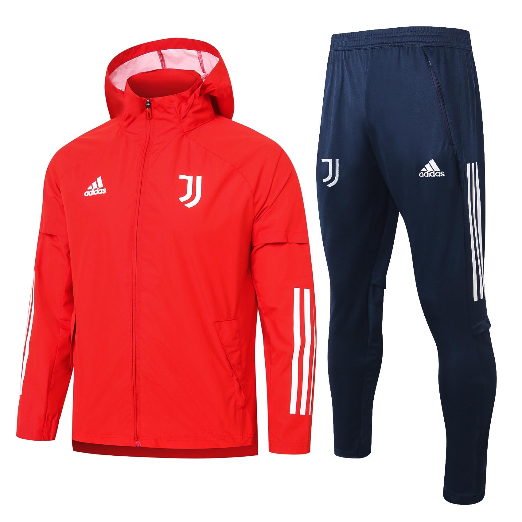 Survêtement à capuche Juventus FC saison 2020-2021