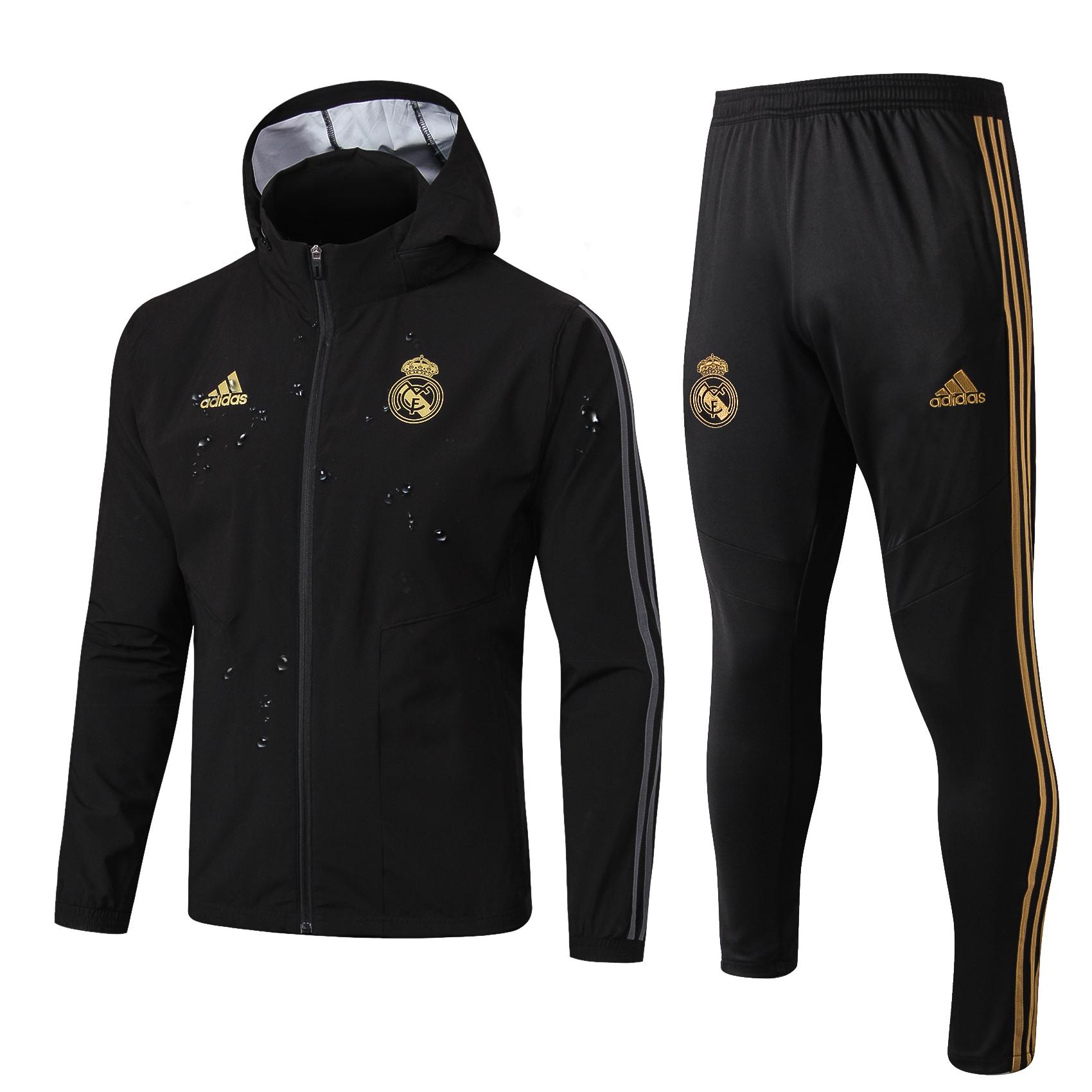 Survêtement à capuche Real Madrid saison 2019-2020