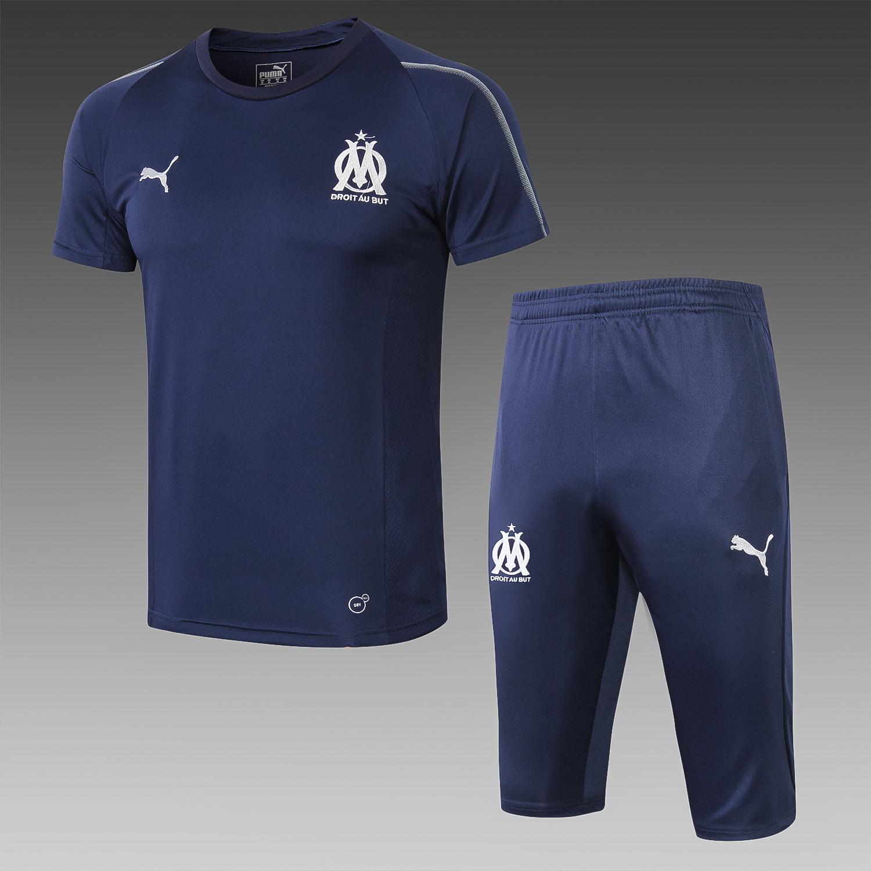 Ensemble Short Olympique de Marseille 2018-2019