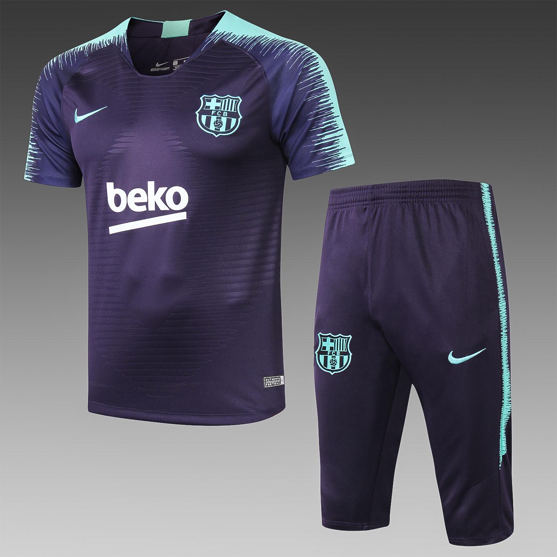 Ensembe Short FC Barcelone 2018-2019