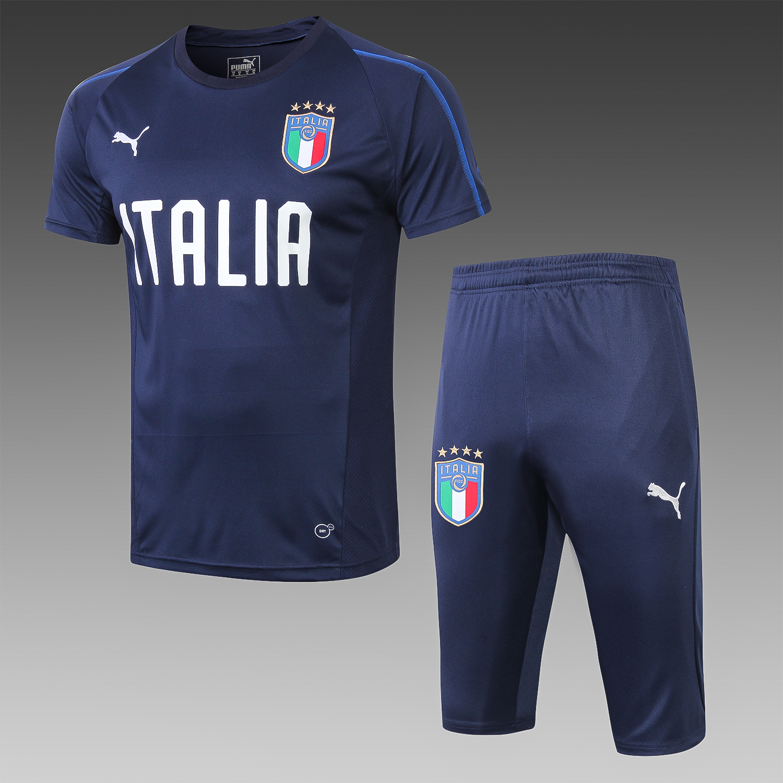 Ensemble Short équipe d\'Italie 2018-2019