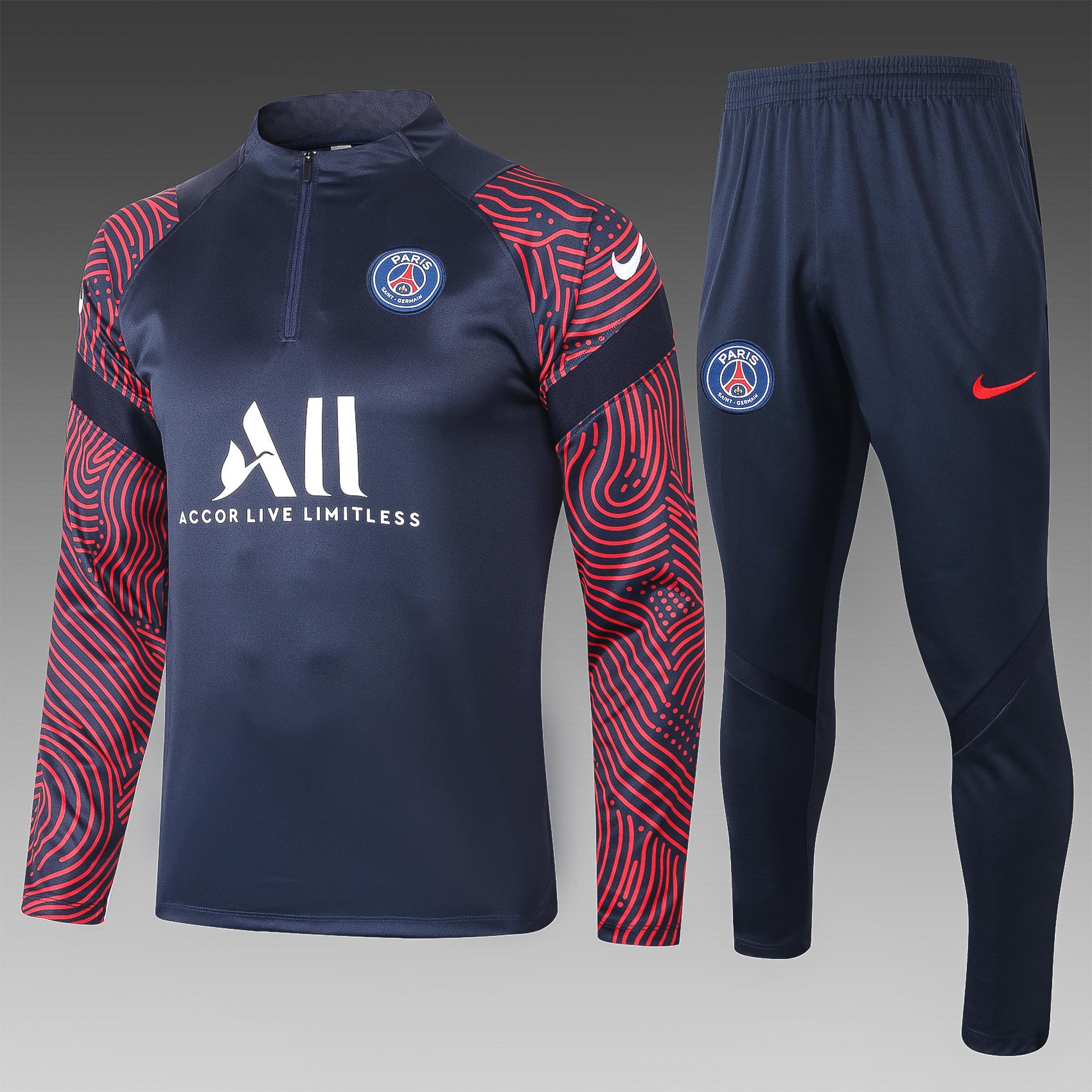 Training PSG saison 2020-2021