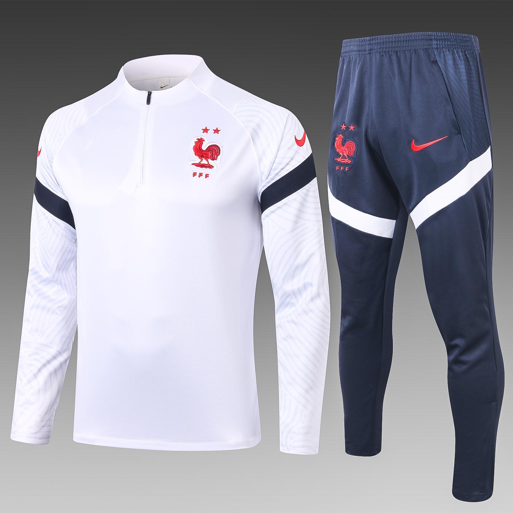 Training équipe de France  2020-2021