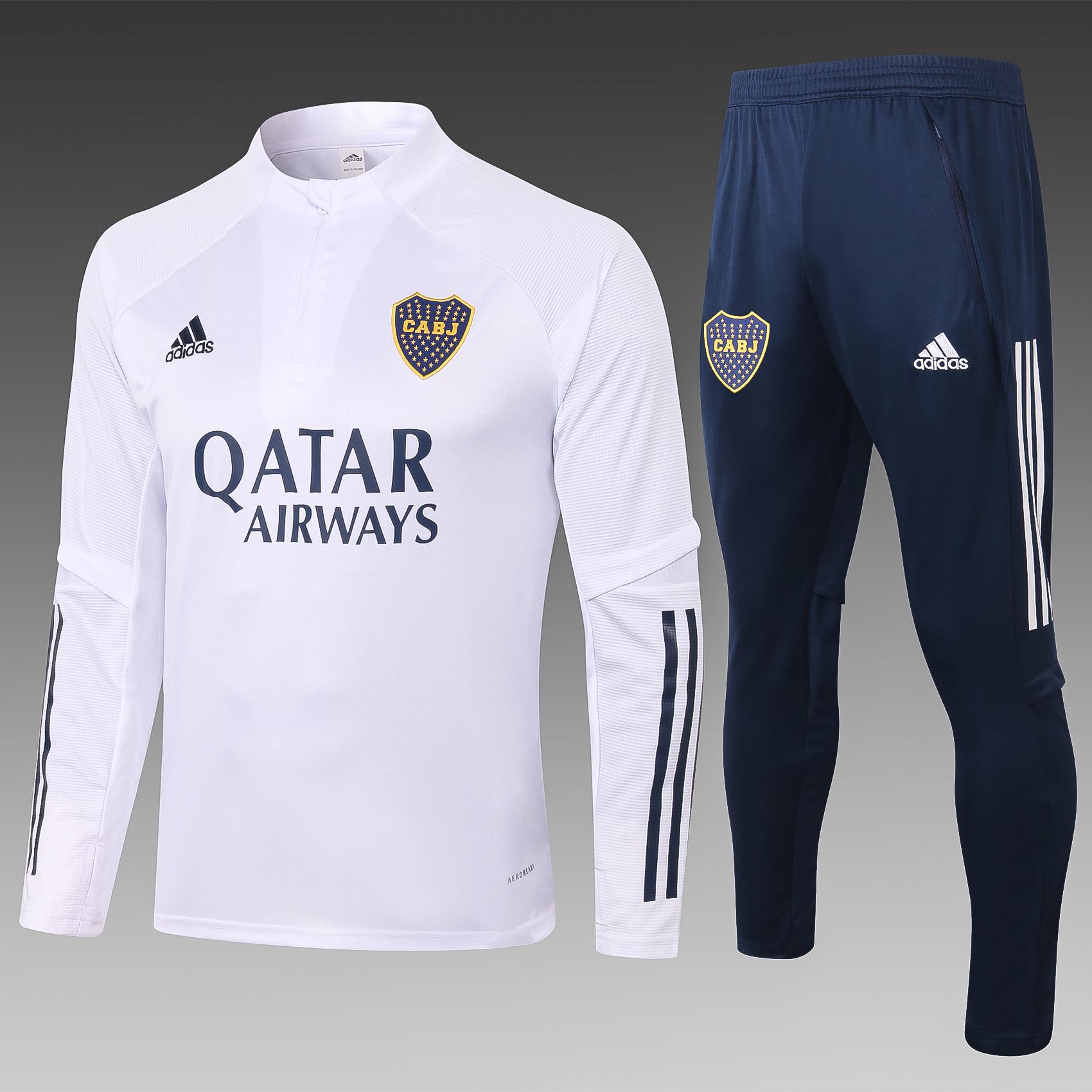 Training Boca Juniors saison  2020-2021