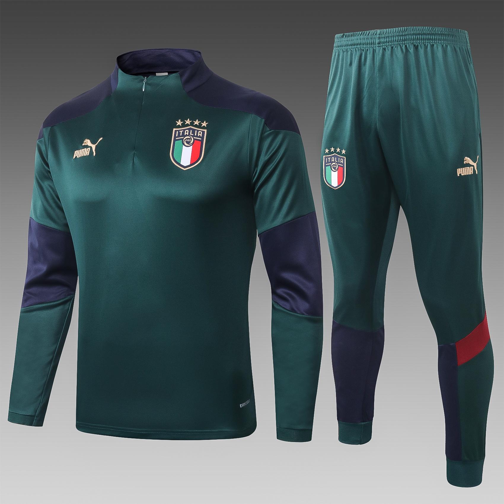 Training équipe d\'Italie 2020-2021