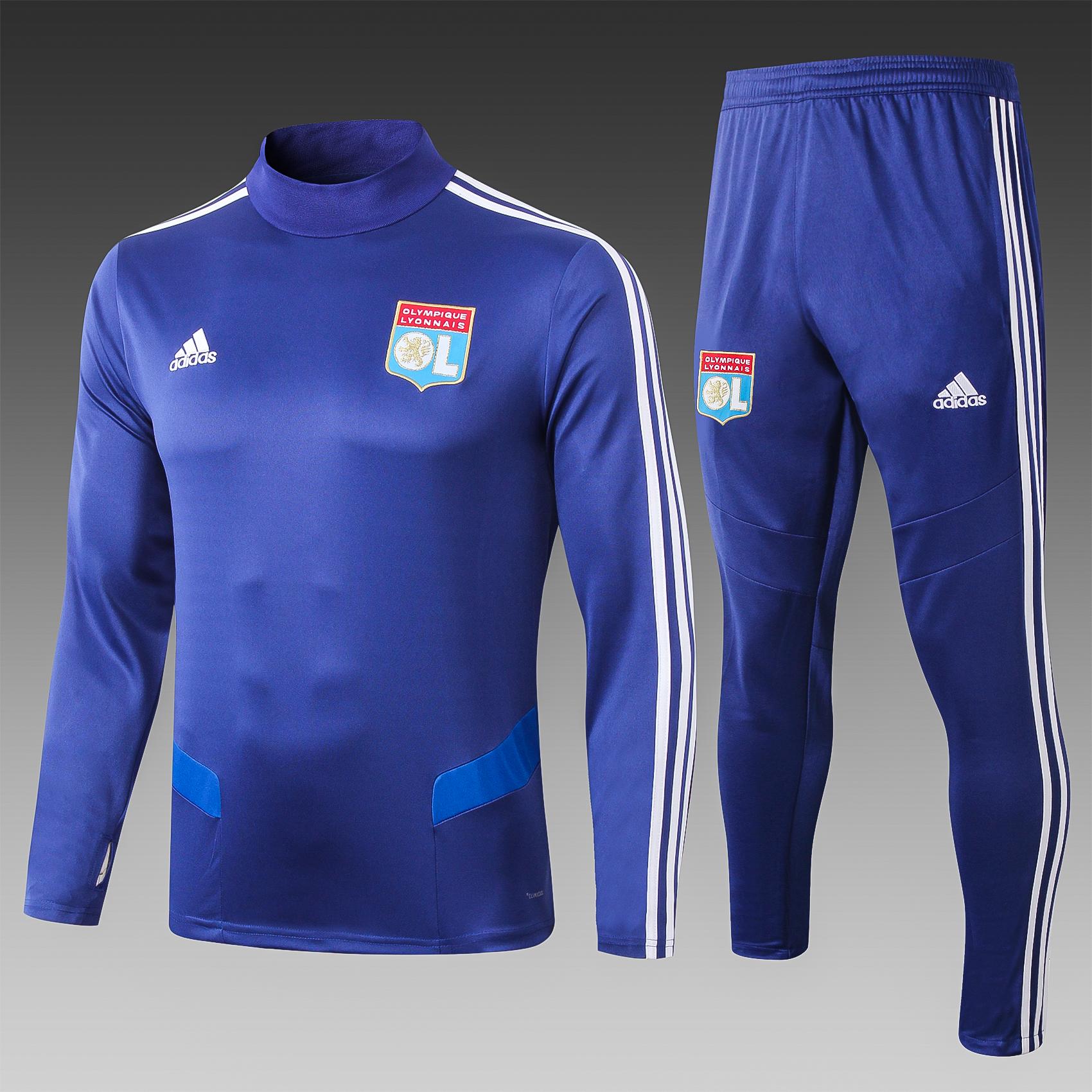 Training Olympique Lyonnais saison 2019-2020