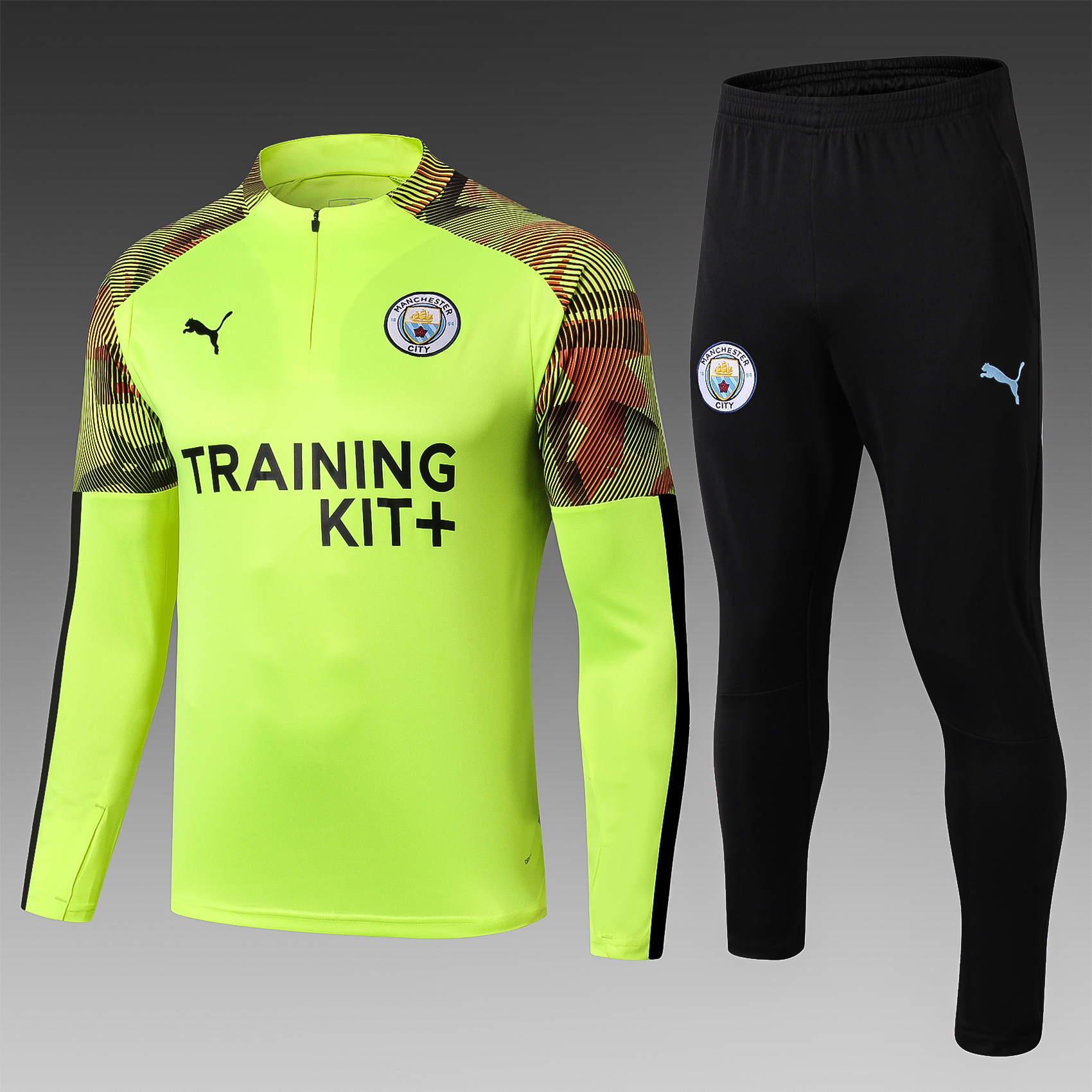 Training Manchester City saison 2019-2020