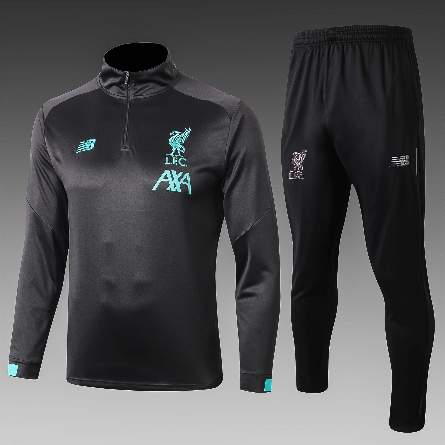 Training Liverpool FC saison 2019-2020