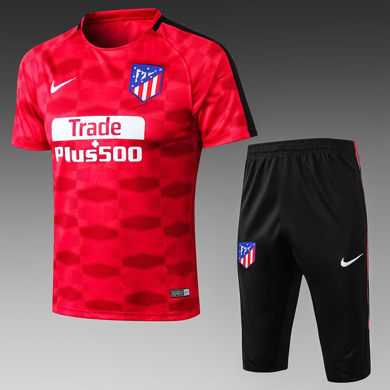 Ensemble Short Atletico Madrid saison 2019-2020
