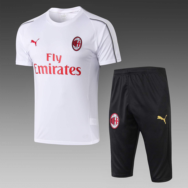 Ensemble Short AC Milan saison 2019-2020