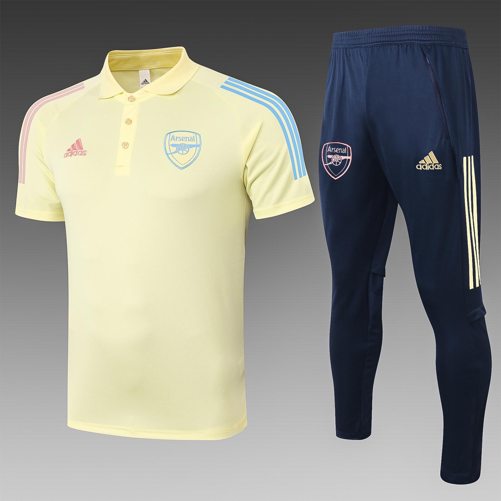 Ensemble polo Arsenal saison 2020-2021