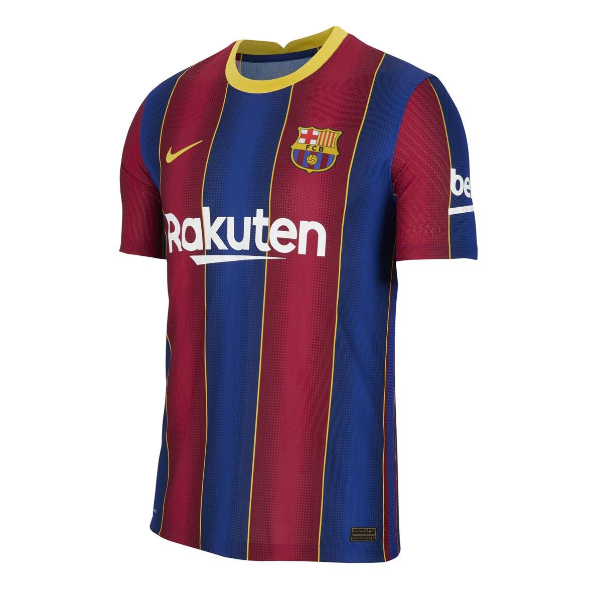 Maillot homme domicile FC Barcelone 2020-2021 Vapor Match Nike