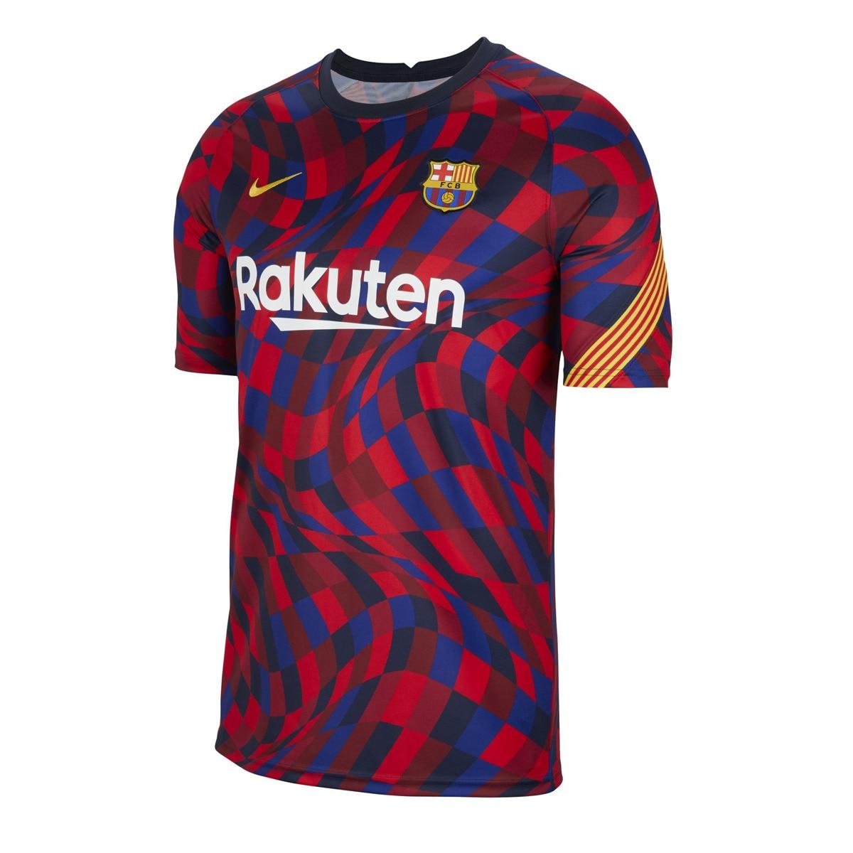 Maillot Pré-Match FC Barcelone 2020/21