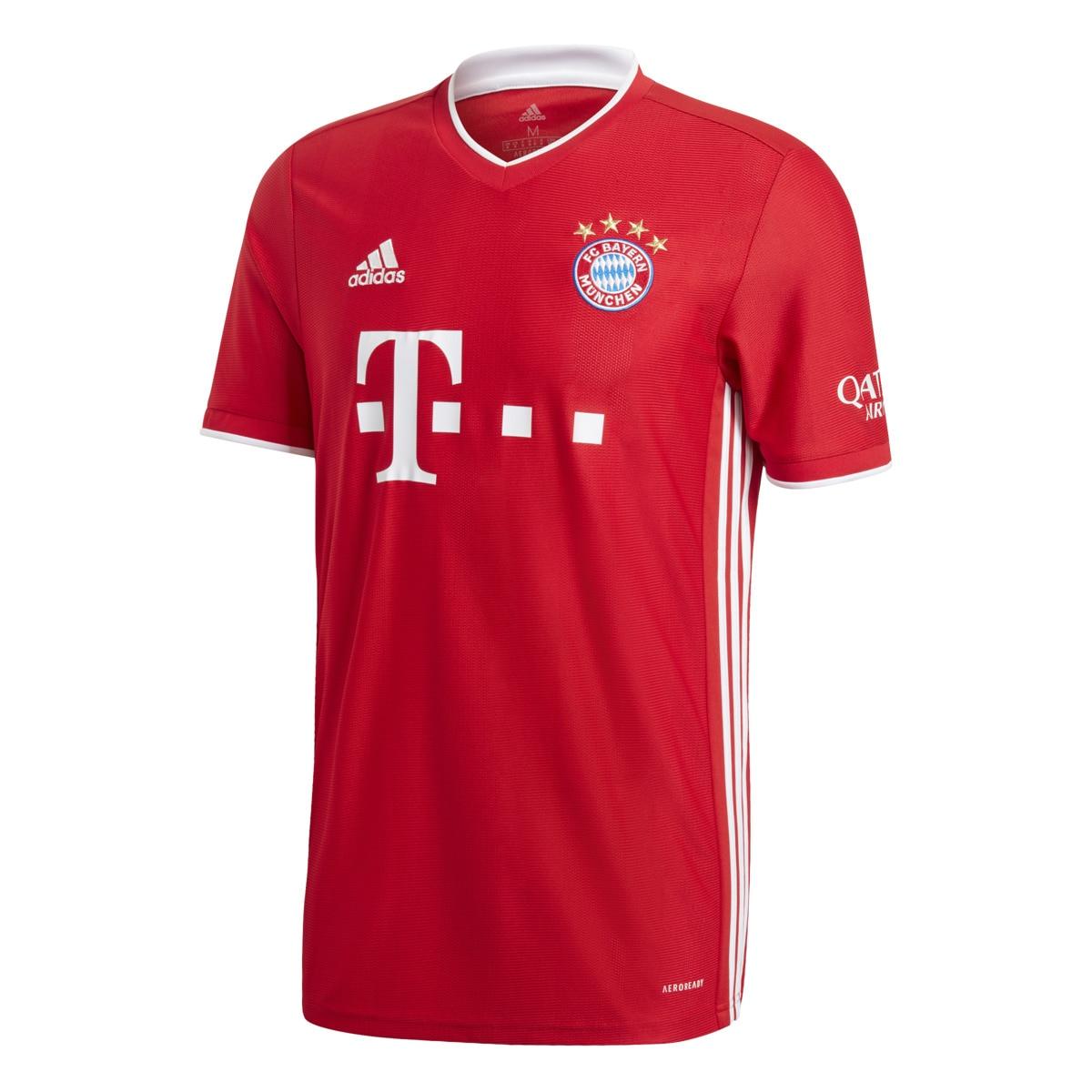 Maillot homme domicile FC Bayern Munich 2020-2021 adidas