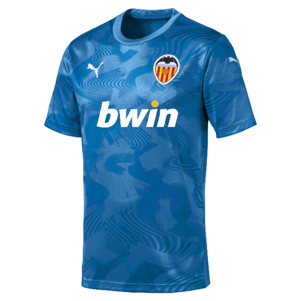 Maillot homme tenue third Valencia CF 2019-2020  Puma