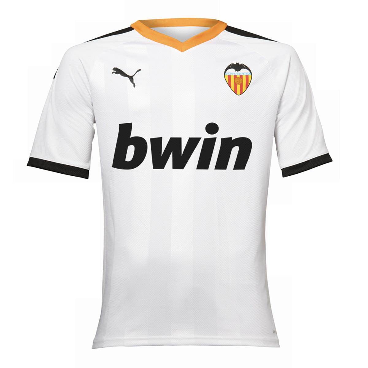 Maillot homme domicile Valencia CF 2019-2020  Puma