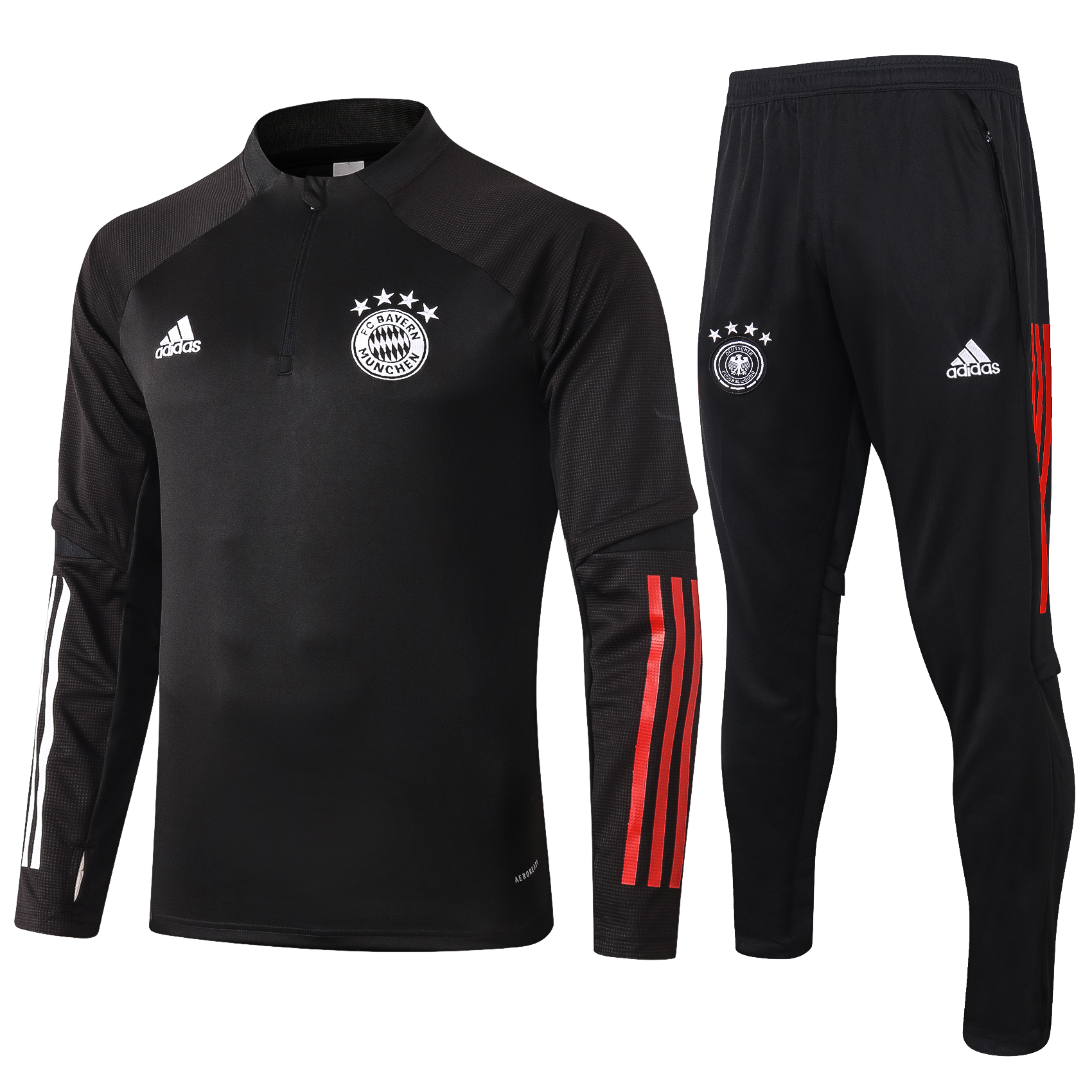 Training FC Bayern Munich saison 2020-2021