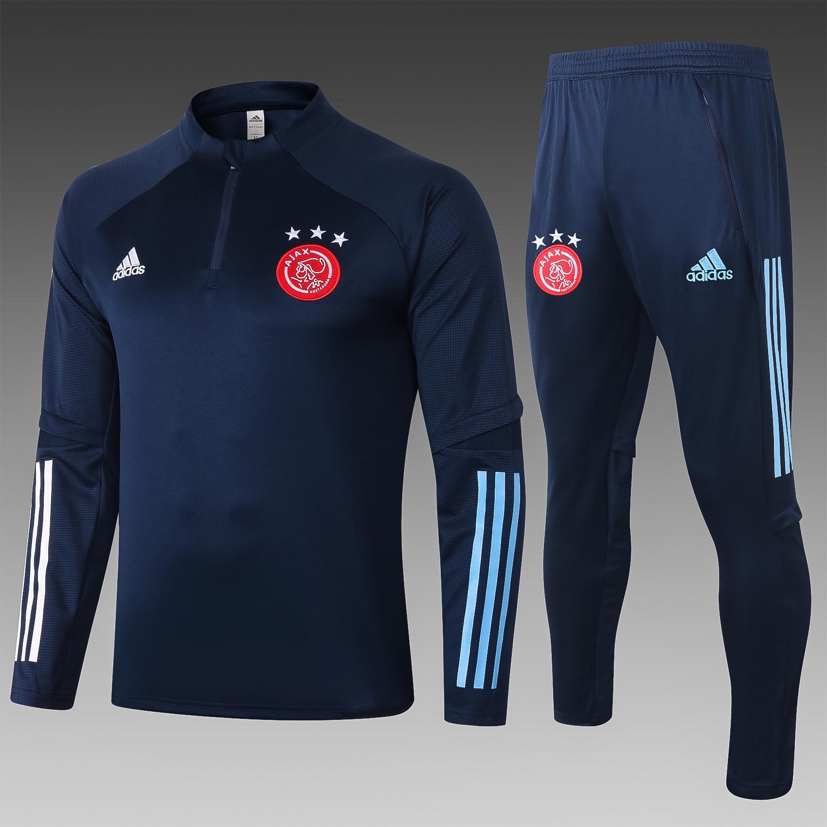 Training Ajax Amsterdam saison 2020-2021