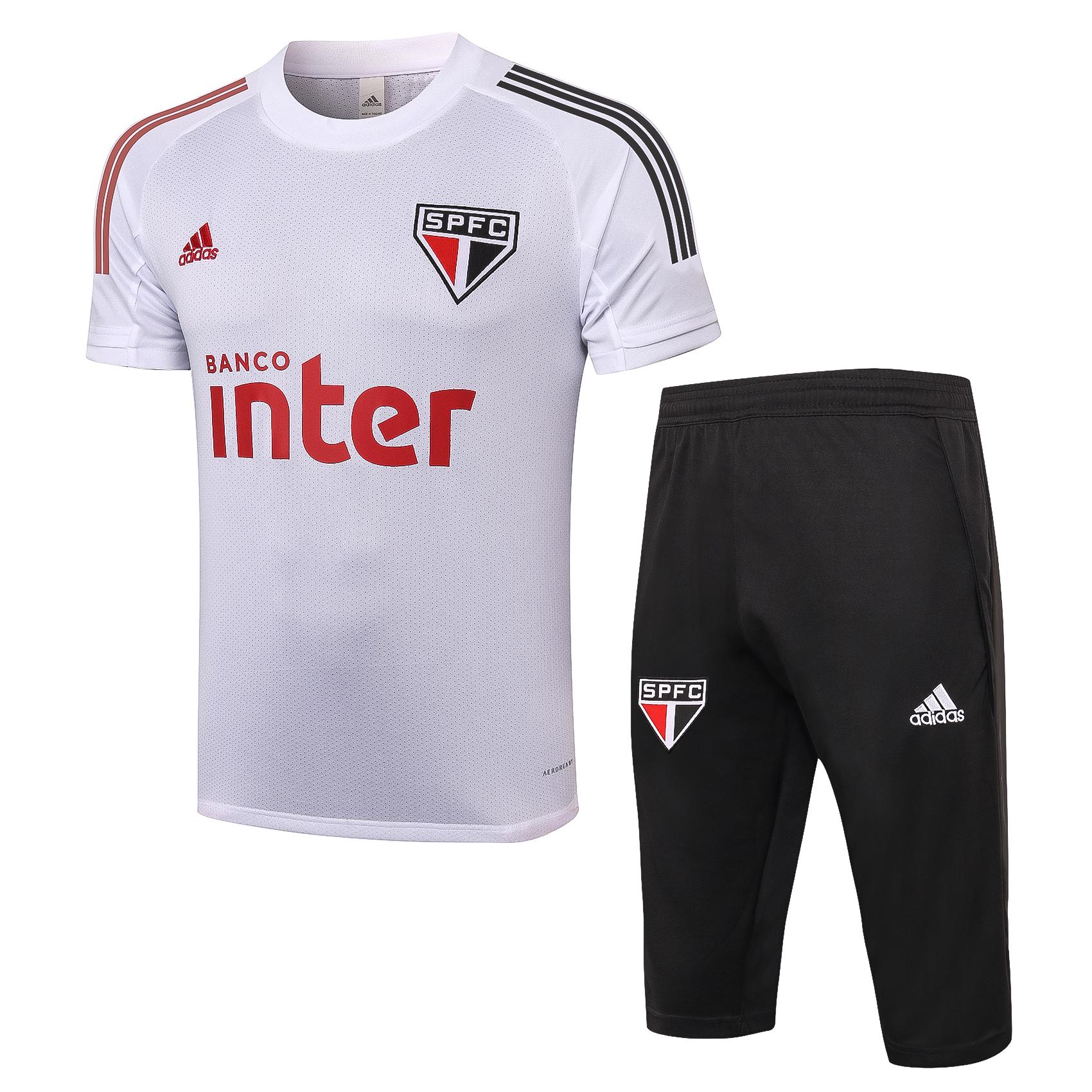 Ensemble Short São Paulo FC saison 2020-2021