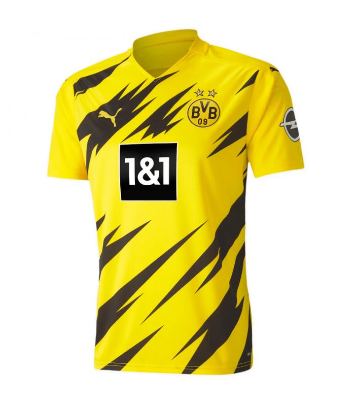 Maillot BVB Dortmund Domicile saison 2020/2021