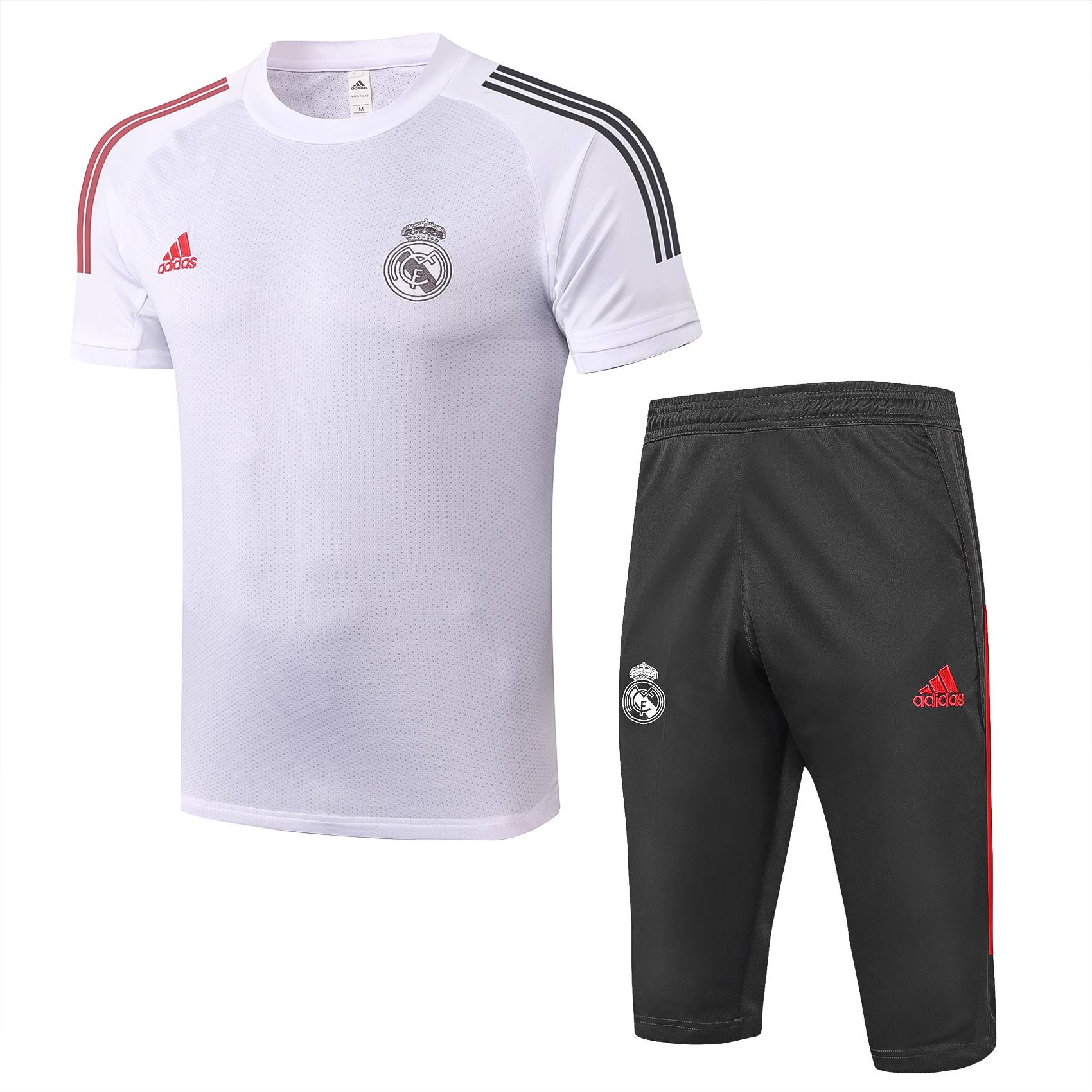 Ensemble Short Real Madrid saison 2020-2021