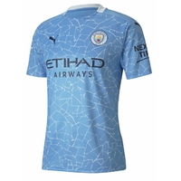 Maillot domicile Manchester City 2020/21