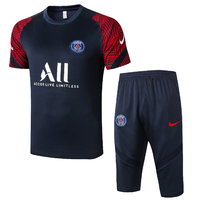Ensemble Short PSG saison 2020-2021