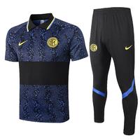 Ensemble Polo Inter Milan saison 2020-2021
