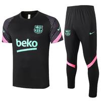 Ensemble Training FC Barcelone saison 2020-2021