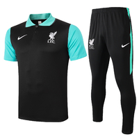 Ensemble polo Liverpool FC saison 2020-2021