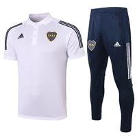 Ensemble polo Boca Juniors saison 2020-2021