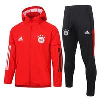 Survêtement à capuche FC Bayern Munich saison 2020-2021